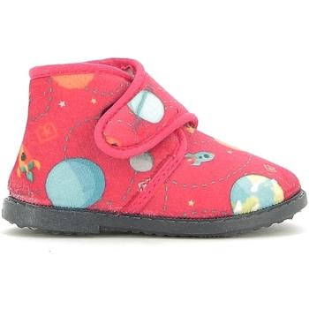 Pantofi Copii Papuci de casă Blaike BI010003S Roșu