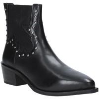 Pantofi Femei Botine Apepazza 9FCLM05 Negru