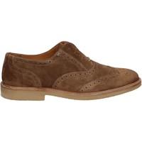 Pantofi Bărbați Pantofi Derby Maritan G 140672 Maro