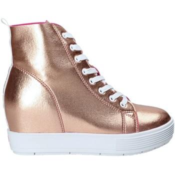 Pantofi Femei Pantofi sport stil gheata Fornarina PE17MJ9543I091 Roz