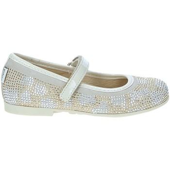 Pantofi Copii Balerin și Balerini cu curea Melania ME2138D7E.B Bej