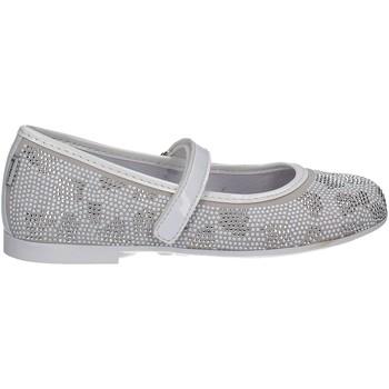 Pantofi Fete Balerin și Balerini cu curea Melania ME6138F7E.D Alb