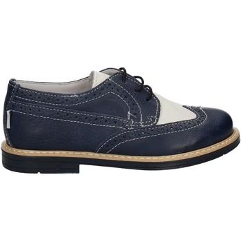Pantofi Copii Pantofi Derby Melania ME2045D7E.I Albastru