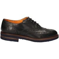 Pantofi Bărbați Pantofi Derby Rogers 353-69 Negru