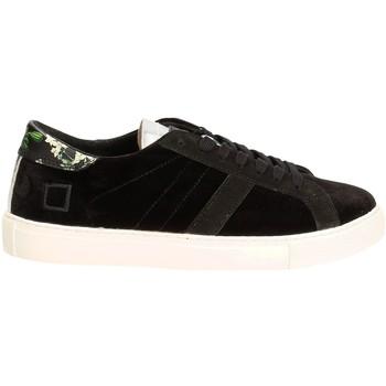 Pantofi Femei Pantofi sport stil gheata Date W271-NW-VV-BK Negru