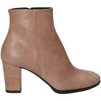 Pantofi Femei Botine Mally 3111 Roz