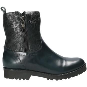 Pantofi Femei Botine Mally 4645SM Negru