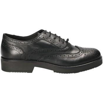 Pantofi Femei Pantofi Oxford Mally 4704S Negru