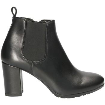 Pantofi Femei Botine Mally 5500S Negru