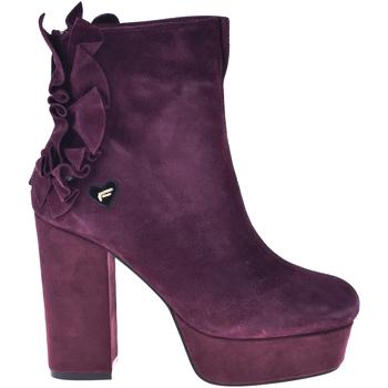 Pantofi Femei Botine Fornarina PI18MN1039S072 Roșu