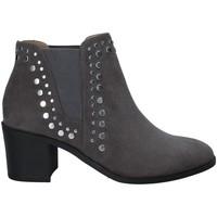 Pantofi Femei Ghete Fornarina PI18KS1124S009 Gri