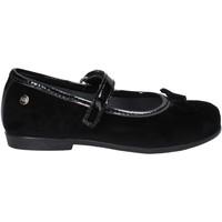 Pantofi Copii Balerin și Balerini cu curea Melania ME2119D7I.A Negru
