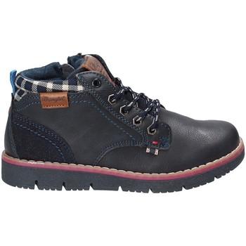 Pantofi Copii Ghete Wrangler WJ17215 Albastru