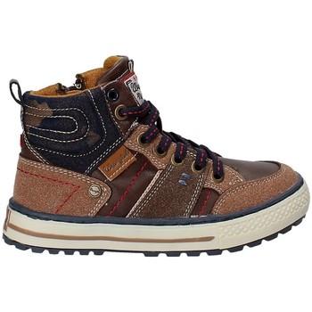 Pantofi Copii Drumetie și trekking Wrangler WJ17216 Maro