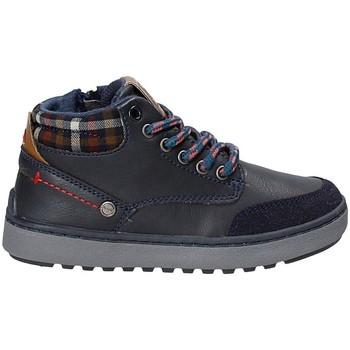Pantofi Copii Drumetie și trekking Wrangler WJ17219 Albastru