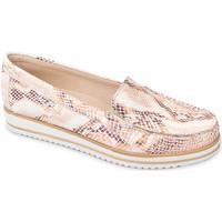 Pantofi Femei Mocasini Valleverde 11108 Portocale