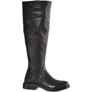Pantofi Femei Cizme casual Mally 6463 Negru