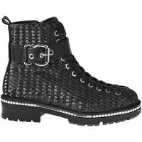 Pantofi Femei Botine Elvio Zanon I6508N Negru