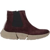 Pantofi Femei Botine The Flexx E0512_18 Roșu
