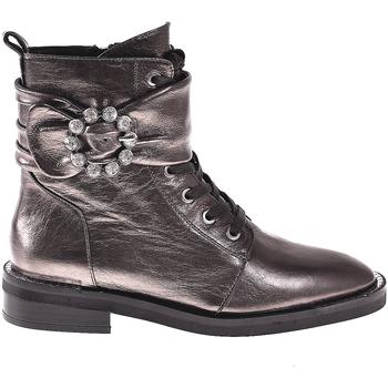 Pantofi Femei Botine Elvio Zanon I8101N Gri