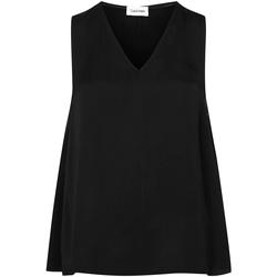 Îmbracaminte Femei Topuri și Bluze Calvin Klein Jeans K20K201807 Negru