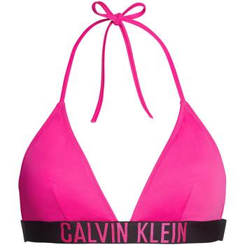 Îmbracaminte Femei Costume de baie separabile  Calvin Klein Jeans KW0KW00883 Roz