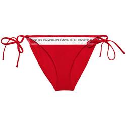 Îmbracaminte Femei Costume de baie separabile  Calvin Klein Jeans KW0KW00931 Roșu