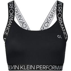 Îmbracaminte Femei Bustiere sport Calvin Klein Jeans 00GWH9K169 Negru