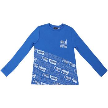 Îmbracaminte Copii Tricouri cu mânecă lungă  Chicco 09006867000000 Albastru