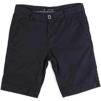 Îmbracaminte Bărbați Pantaloni scurti și Bermuda Key Up 2P17A 0001 Albastru