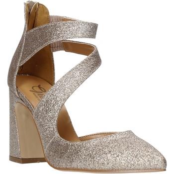 Pantofi Femei Sandale  Grace Shoes 962G105 Negru