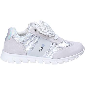 Pantofi Copii Pantofi sport Casual Asso 62506 Alb