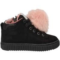 Pantofi Copii Pantofi sport stil gheata Grunland PO1081 Negru