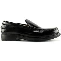 Pantofi Bărbați Mocasini CallagHan 90002 Negru