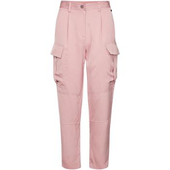 Îmbracaminte Femei Pantaloni Cargo Calvin Klein Jeans K20K201768 Roz