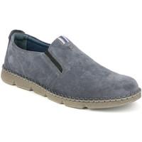 Pantofi Bărbați Pantofi Slip on Grunland SC4526 Albastru