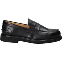 Pantofi Bărbați Mocasini Exton 9102/ Negru
