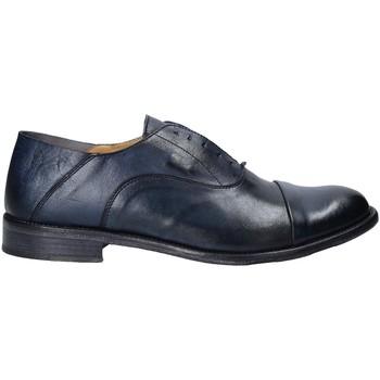 Pantofi Bărbați Pantofi Derby Exton 3103 Albastru