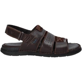 Pantofi Bărbați Sandale  Valleverde 20831 Maro