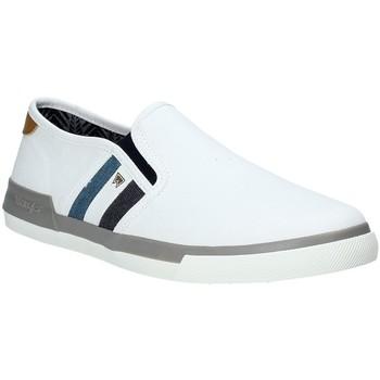 Pantofi Bărbați Pantofi Slip on Wrangler WM91102A Alb
