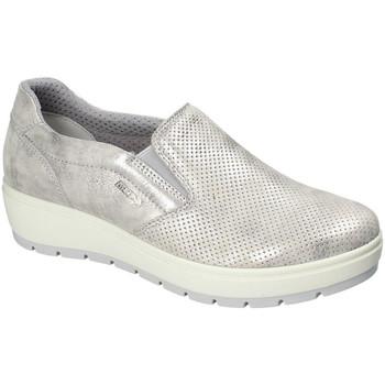 Pantofi Femei Pantofi Slip on Enval 3268011 Argint