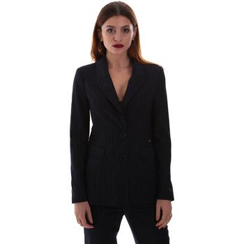 Îmbracaminte Femei Sacouri și Blazere Gaudi 921BD35027 Albastru