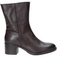 Pantofi Femei Botine Marco Ferretti 172767MF Maro