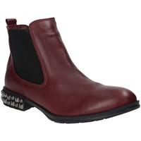 Pantofi Femei Botine Bueno Shoes 9M3402 Roșu