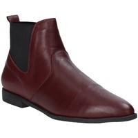 Pantofi Femei Botine Bueno Shoes 9P0708 Roșu