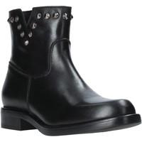 Pantofi Femei Ghete Pregunta IBO4023-BV Negru
