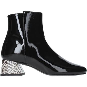 Pantofi Femei Botine Pregunta PAA34-VP Negru