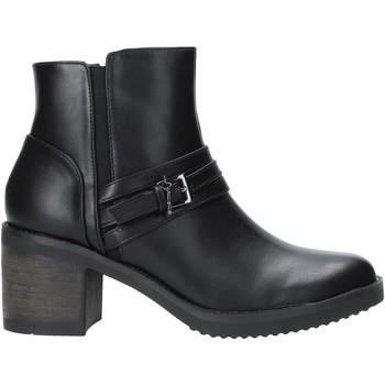 Pantofi Femei Ghete Gattinoni PINCS0908W Negru