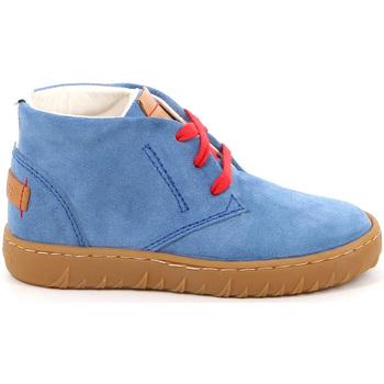 Pantofi Copii Pantofi sport stil gheata Grunland PO1471 Albastru