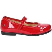 Pantofi Copii Balerin și Balerini cu curea Melania ME2050D9I.A Roșu